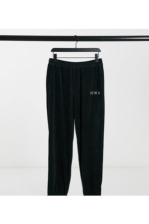 PUMA Cord sweatpants in exclusive to ASOS