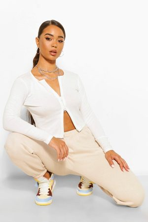 Boohoo Womens Basic Soft Mix & Match Lounge Jogger - - 2