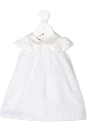 La Stupenderia Baby Printed Dresses - Polka dot pattern full dress
