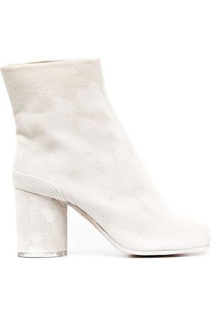 Maison Margiela Chunky-heel 90mm Tabi boots