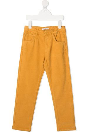 KNOT Jake straight-leg corduroy trousers