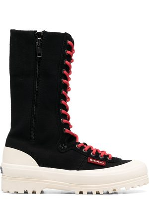 Superga Lace-up boots