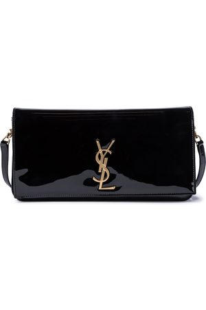 Saint Laurent Kate Baguette Small leather shoulder bag