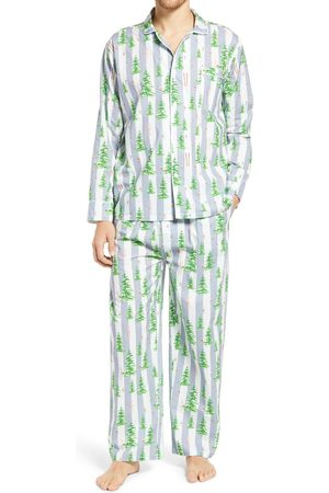 Sant And Abel Men's Malin Snow Pajamas