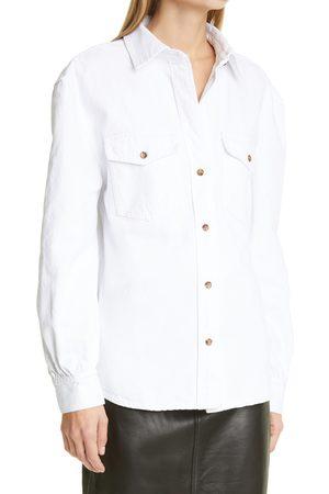 Frame Women's Boyfriend Shirt