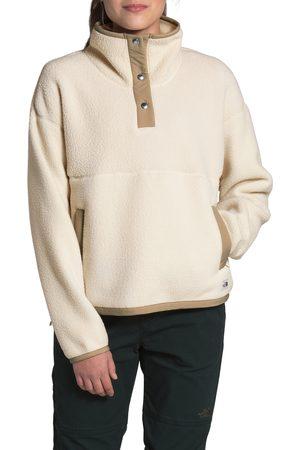The North Face Women's Cragmont Fleece Pullover Jacket