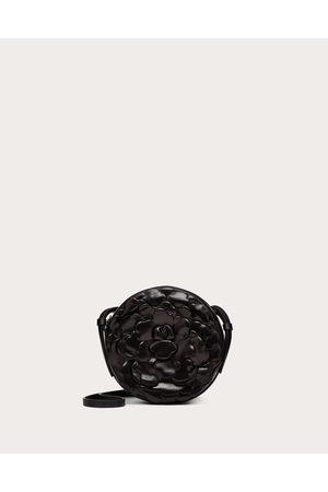 VALENTINO GARAVANI 03 Rose Edition Atelier Round Crossbody Bag Women Lambskin 100% OneSize