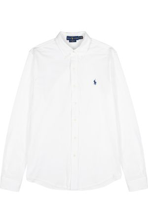Polo Ralph Lauren Piqué cotton shirt