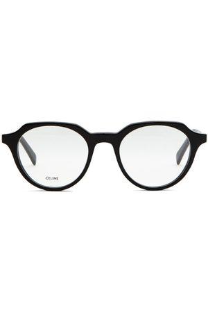 Céline Round Acetate Glasses - Mens