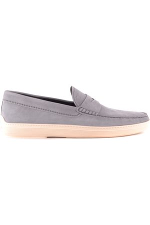 Tod's Loafers in Grey