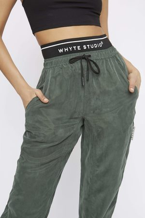 """Whyte Studio THE """"TRACK"""" JOGGER"""
