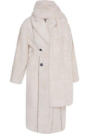 Ruban Faux Fur Coat