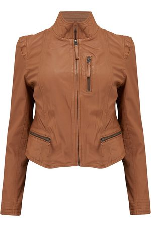 MDK / Munderingskompagniet Rucy Leather Jacket - Lion