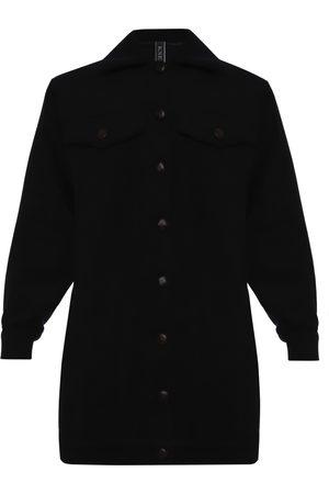 Ksenia Schnaider Navy Oversized Jacket