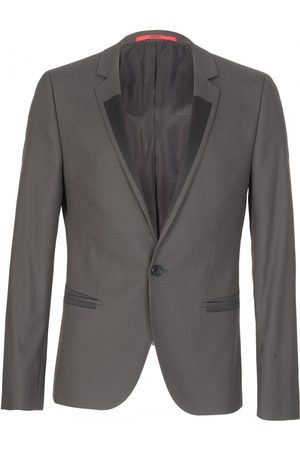 HUGO BOSS Men Blazers - Grey Aleris Blazer