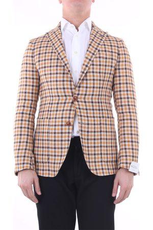 BOTTEGA MARTINESE Jackets Blazer Men Multicolor
