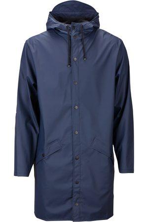 Rains Men Jackets - Long Hooded Jacket