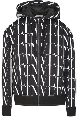 VALENTINO Times Hooded Jacket