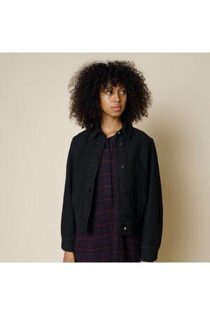 FOLK CLOTHING FOLK Stack Jacket SOFT BLACK