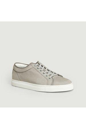 ETQ. Amsterdam LT 01 Nubuck Sneakers Alloy