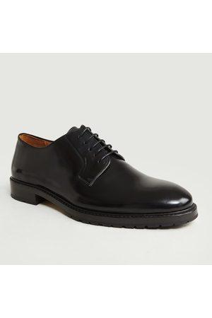 ANTHOLOGY PARIS Etoile Polido Leather Derbies 7341