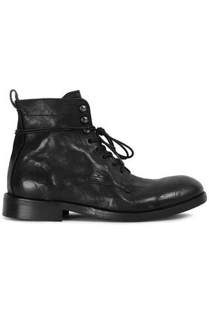 Hudson London Yew Leather Boot Colour: