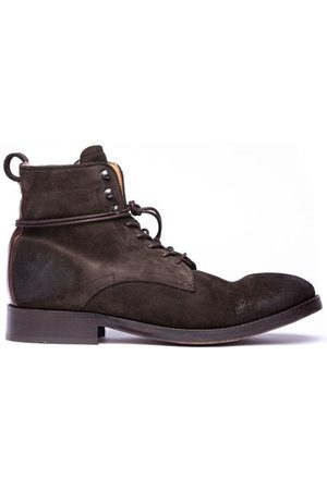 Hudson London Yew Suede Boot Colour: