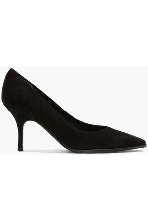 Kennel & Schmenger Suede Court Shoes 21-77200-480