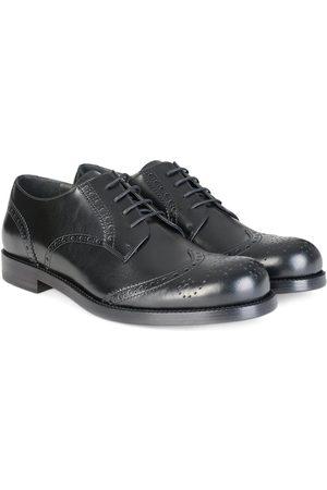 VALENTINO Garavani Leather Brogues
