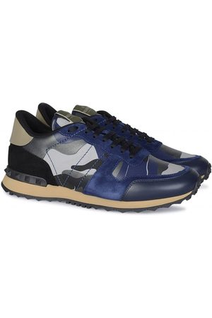 VALENTINO Rockrunner Camouflage Reflective Sneaker