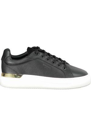 Mallet Womens GRFTR Gold Trainers