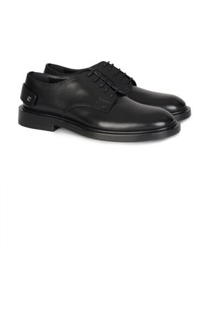VALENTINO LEATHER DERBY