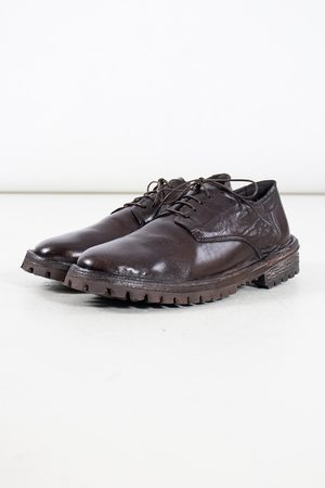 Moma Shoe / 2AW106-BT Bufalo / Dark