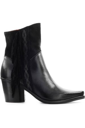 Zoe TEXAN BOOT WITH FRINGES