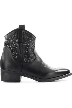 Zoe TEXAN ANKLE BOOT WITH STUDS