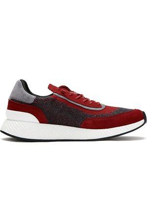 Z Zegna Techmerino Piuma Suede Sneakers