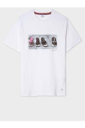Paul Smith Piggin Out Organic Cotton T-Shirt W2R-G799-EP2245