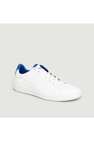 Le Coq Sportif Blazon Azur Trainers Blanc Azur