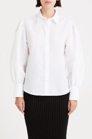 Dagmar Melisa Shiny Cotton Shirt