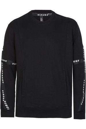 VERSACE Versus Tape Logo Sweatshirt