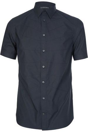 Alexander McQueen Mainline Ribcage Darts Shirt