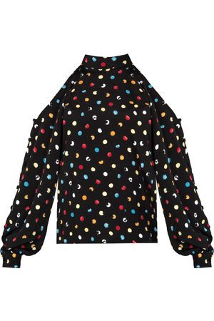 Anna October Dotted Blouse