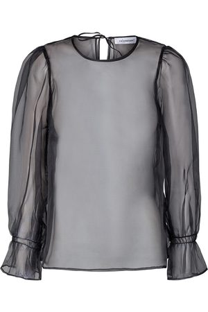 Co`Couture Cocouture Tobey Organza Blouse