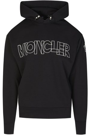 Moncler Grenoble Logo-Print Hoodie