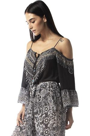 INOA Gypsy Top in Casablanca