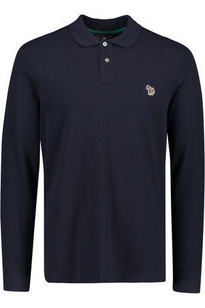 Paul Smith Men Polo Shirts - Mens Long Sleeve Polo Shirt