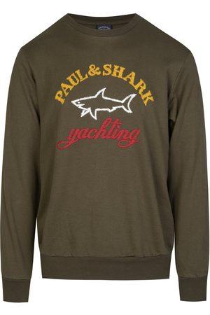 Paul And Shark Paul & Shark Oversized Logo Sweatshirt