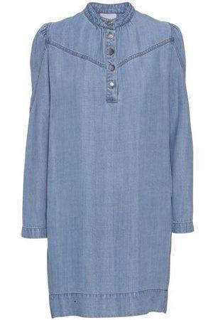 AJ117 Henne Dress - Indigo