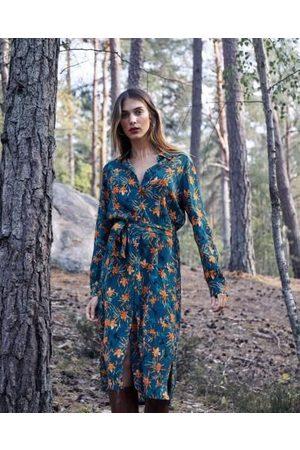 Grace & Mila Brune Printed Dress