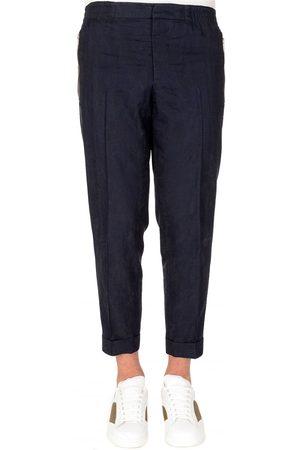 Alexander McQueen Camo-Fade Sport Trousers Navy